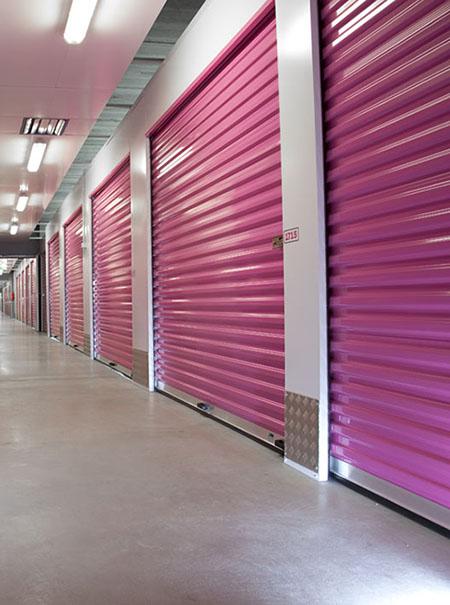 Raktár bérlés cégeknek az Euro Mini Storage-nál