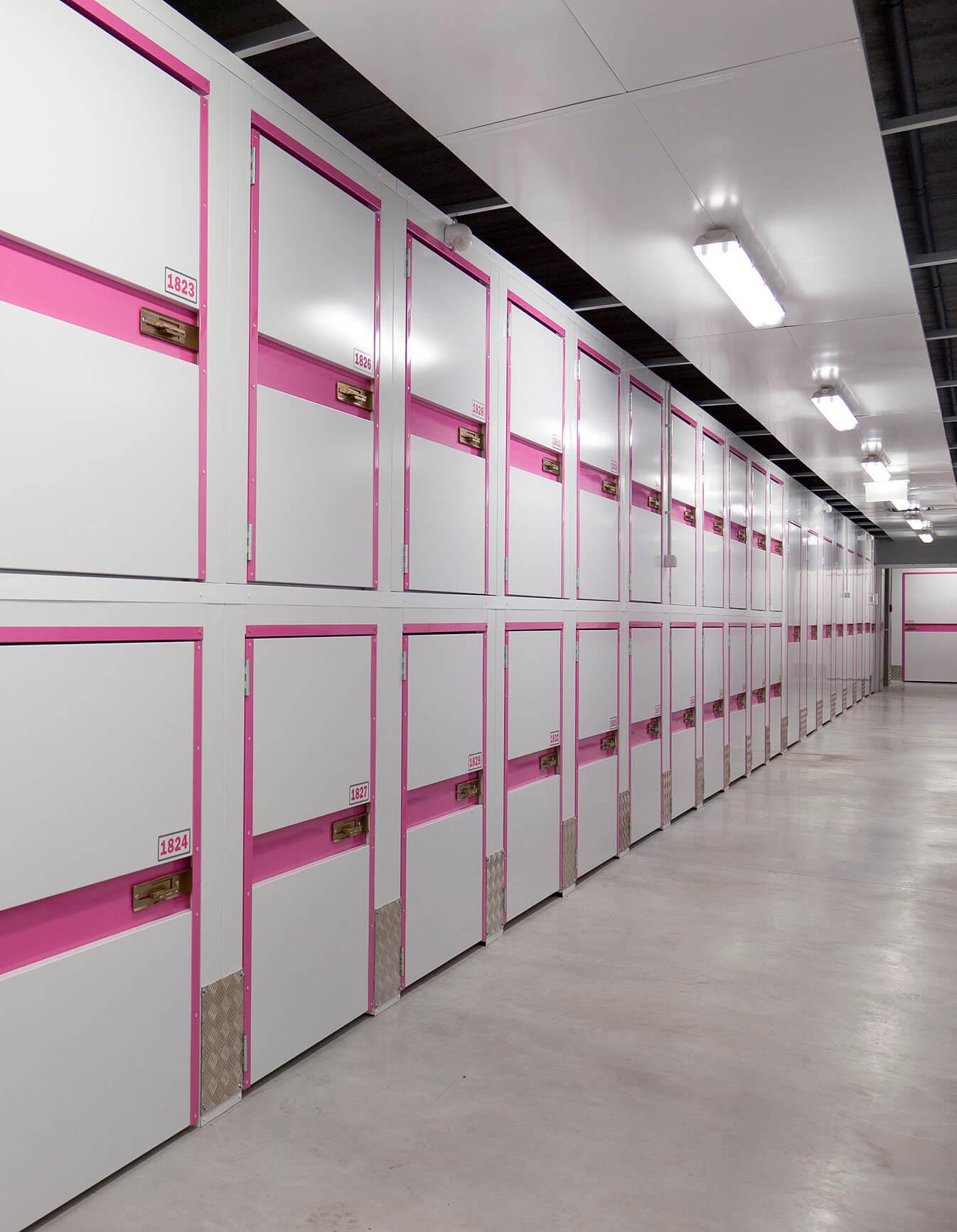 Mini raktár bérlés az Euro Mini Storage-nál